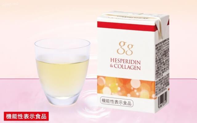 【江崎グリコ】ヘスペリジン&コラーゲンドリンク